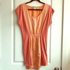Buffalo David Bitton Cotton Silk Dress Small Dress